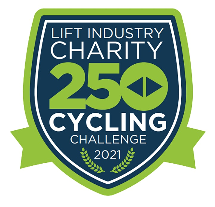 The 2021 Lift Industry Charity 250km Cycling Challenge image