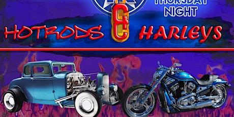 Hotrods & Harleys Night tickets