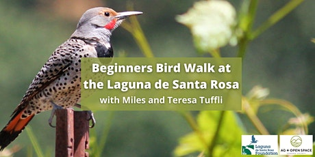 Beginners Bird Walk at the Laguna de Santa Rosa tickets