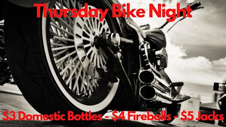 Hotrods & Harleys Night image
