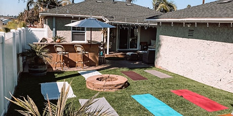 Outdoor Yoga 3 times per week Allied Gardens tickets