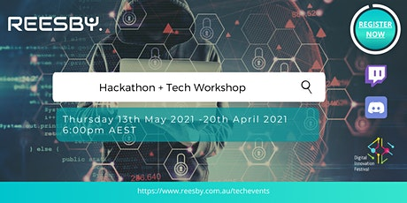 Reesby Hackathon + Technical Workshop tickets