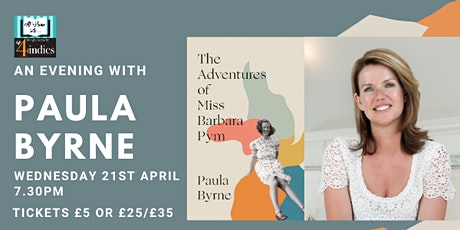 An Evening with Paula Byrne tickets