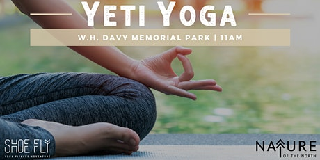 Yeti Yoga w/ Nature of the North -- May 29, 2021 tickets