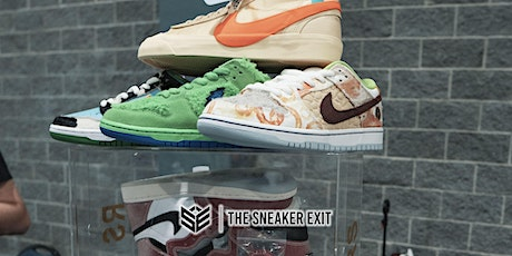 Dallas - The Sneaker Exit -  Ultimate Sneaker Trade Show tickets