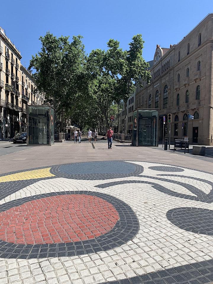 Imagen de Arte urbano en Barcelona. Un museo al aire libre