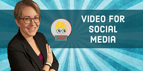 Video Strategy & Tools for Social Media tickets