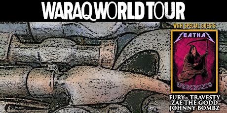 WARAQ - LIVE & STREAMED - MERRIMAC, WI tickets