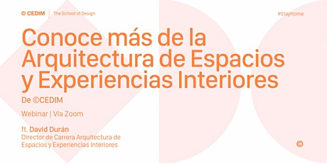 → Conoce más de la Arquitectura de Espacios y Experiencias en Interiores entradas