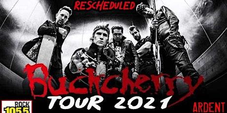 BUCKCHERRY w/Eva Under Fire & Frame 42 tickets