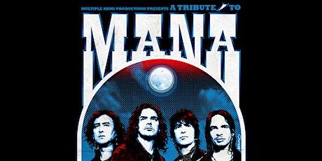 Tribute to Mana w/ Los de Siempre tickets