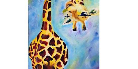 Upside Down Giraffe - WellCo Cafe (May 06 7pm) tickets