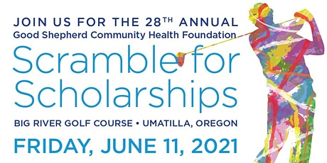 Good Shepherd Community Health Foundation Scramble for Scholarships tickets