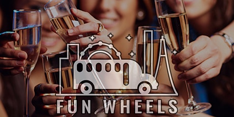 FUN WHEELS - #1 PARTY BUS IN LAS VEGAS (1HR OPEN BAR) tickets