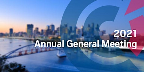 QLD | 2021 Annual General Meeting and Wine & Cheese Degustation tickets