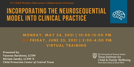 Incorporating Neurosequential Model of Therapuetics into Clinical Practice tickets