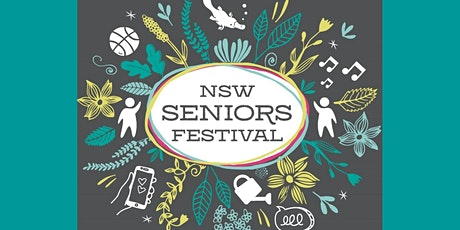Older, Wiser, Safer - NSW Senior's Festival at Orange City Library tickets