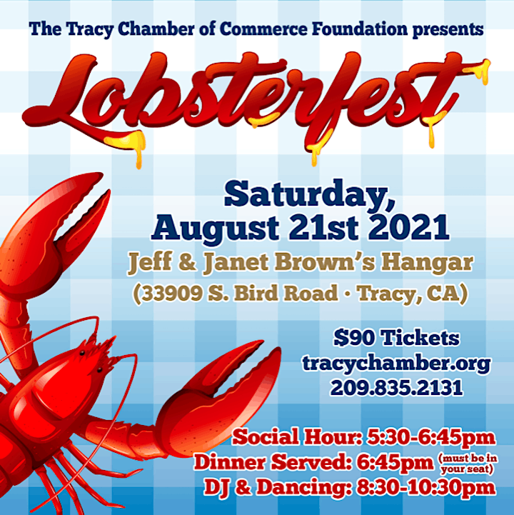 Tracy Chamber LobsterFest 2021 image