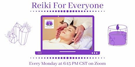 Reiki For Everyone tickets