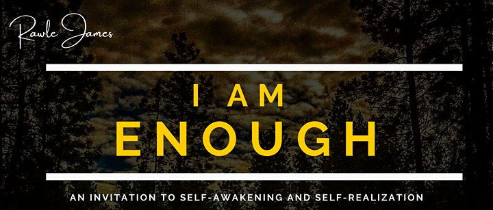 I am Enough Workshop - Reconciliation with Self (4 part workshop) image