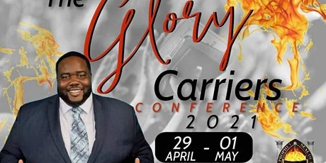 The Glory Carrier's Conf tickets