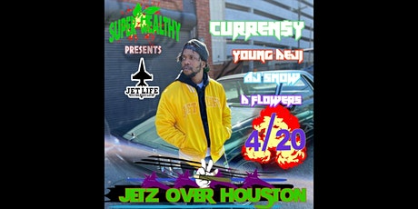 Super healthy wealthy productions presents: Jetz Ova Houston tickets