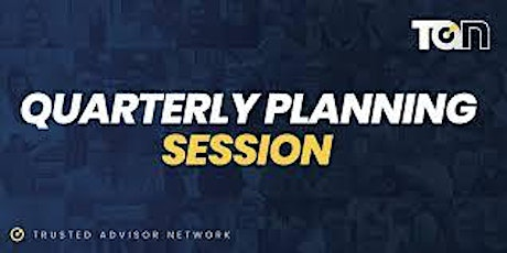 Quarterly Planning Session tickets
