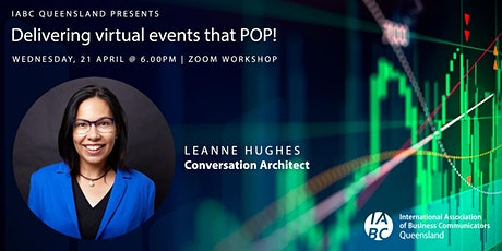Delivering virtual events that POP! tickets