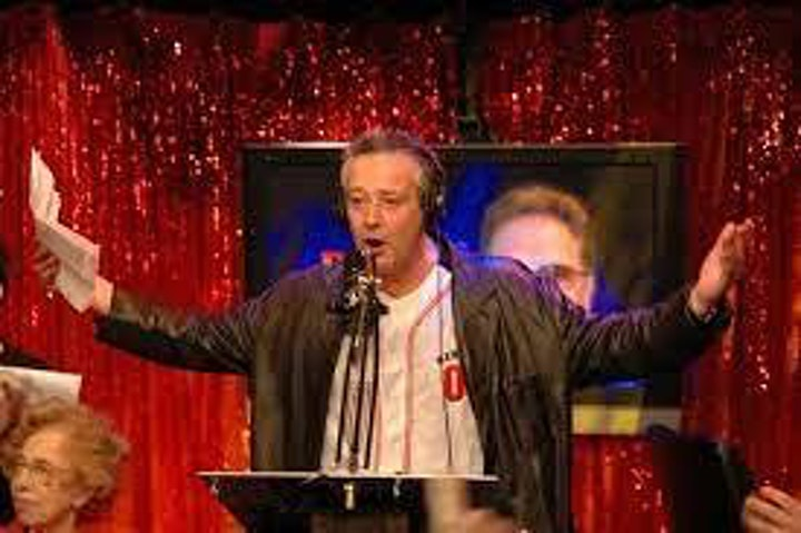 The Reverend Bob Levy ( From Howard Stern!) Headlines at The Emmaus Theatre image
