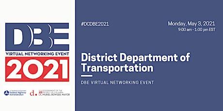 Disadvantaged Business Enterprise Virtual Networking Event tickets