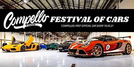 Compello Festival of Cars tickets