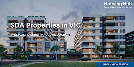 Victoria SDA Projects | Information Session tickets