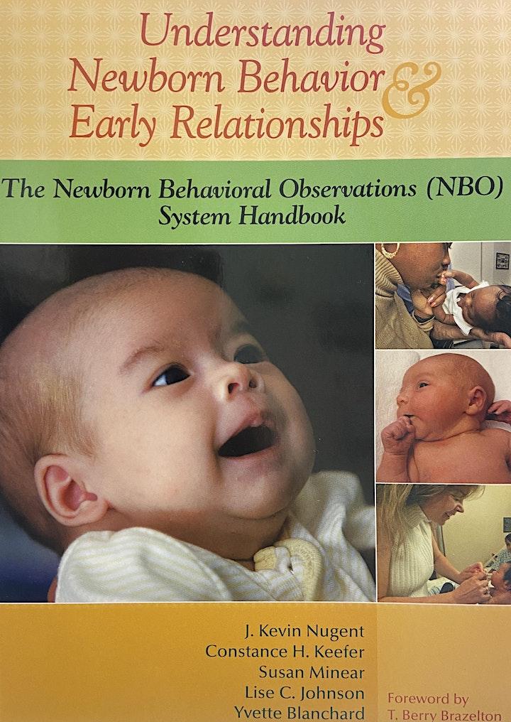 Newborn Behavioral Observations System Handbook and Postage image