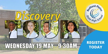 Discovery School Tour - May 19 tickets
