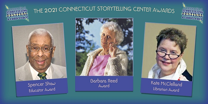 40th Annual Connecticut Storytelling Festival and Conference image