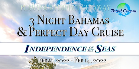 3  -  DAY CRUISE ON INDEPENDENCE OF THE SEAS : BAHAMAS tickets