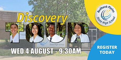 Discovery School Tour - August 4 tickets