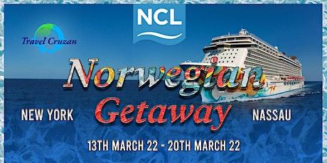 7-DAY CRUISE ON NORWEGIAN GETAWAY :  Bahamas tickets