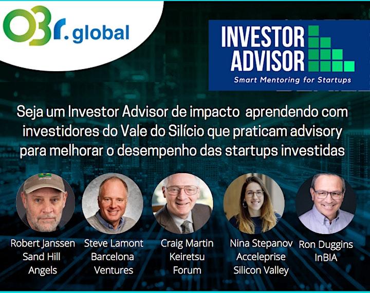 Investor Advisor Smart Mentoring Success Series - Módulo 1 - CORTESIA image