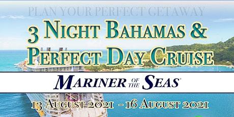 3  -  DAY CRUISE ON MARINA OF THE SEAS : BAHAMAS tickets