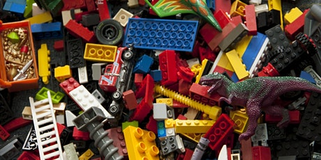 LEGO Builds @ South Perth Library tickets