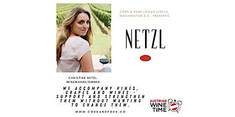 Austrian Wine Time Series: Christine Netzl, Carnuntum tickets