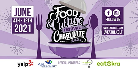 EATBLKCLT Food & Brew Festival tickets