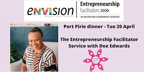 Port Pirie dinner - Women in Business Regional Network - Tue 20/4/2021 tickets