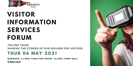 Telling Tales: Sharing the stories of our regions for visitors tickets