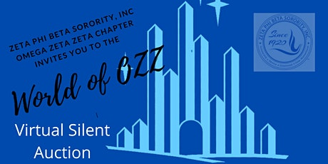 Omega Zeta Zeta Scholarship Silent Auction tickets