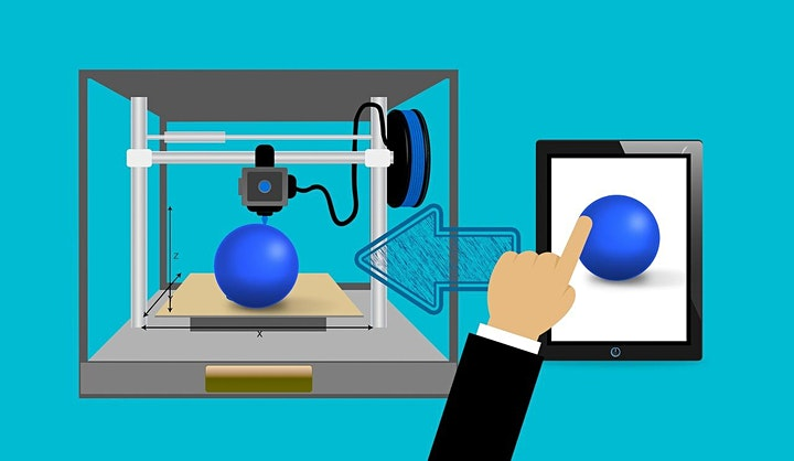 Introduction to 3D printing & design image