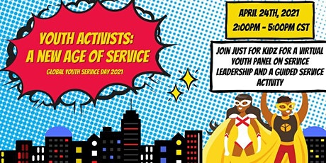 Youth Activists: A New Age of Service tickets