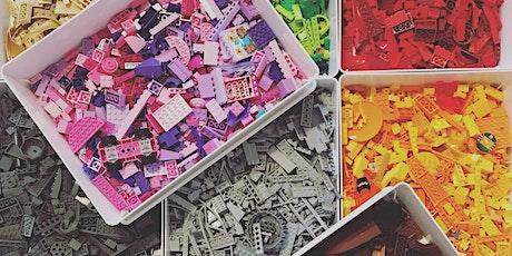 School Holidays: Learn With Bricks tickets