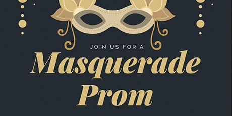 Northern Stanly County Masquerade Prom tickets